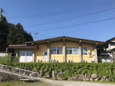 野村医院・東側外観